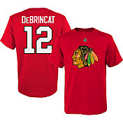 NHL Youth Chicago Blackhawks Alex DeBrincat #12  Player T-Shirt