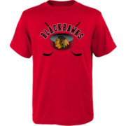 NHL Youth Chicago Blackhawks Game Red T-Shirt