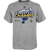 NHL Youth 2019 Stanley Cup Champions St. Louis Blues Locker Room T-Shirt