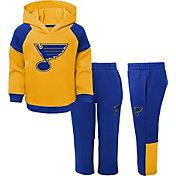 NHL Toddler St. Louis Blues Dasher Fleece Set