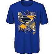 NHL Youth St. Louis Blues Underneath Royal Performance T-Shirt