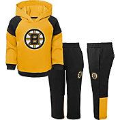 NHL Toddler Boston Bruins Dasher Fleece Set