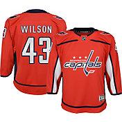 NHL Youth Washington Capitals Tom Wilson #43 Premier Home Jersey