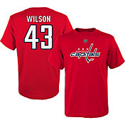NHL Youth Washington Capitals Tom Wilson #43 Red Player T-Shirt
