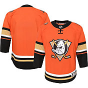NHL Youth Anaheim Ducks Premier Alternate Jersey