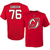 NHL Youth New Jersey Devils P.K Subban #76 Red Player T-Shirt