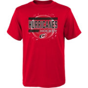 NHL Youth Carolina Hurricanes The Zone Red T-Shirt