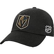 NHL Youth Vegas Golden Knights Basic Adjustable Hat