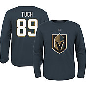 NHL Youth Vegas Golden Knights Alex Tuch #89  Player T-Shirt