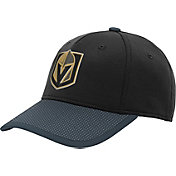 NHL Youth Vegas Golden Knights Draft Flex Hat