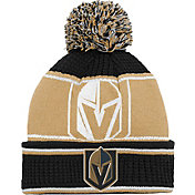 NHL Youth Vegas Golden Knights Grind Cuff Pom Knit Beanie