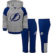 NHL Toddler Tampa Bay Lightning Dasher Fleece Set