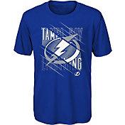 NHL Youth Tampa Bay Lightning Underneath Royal Performance T-Shirt