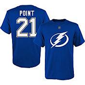 NHL Youth Tampa Bay Lightning Brayden Point #21  Player T-Shirt