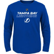 NHL Youth Tampa Bay Lightning Prime Stock Navy T-Shirt