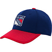 NHL Youth New York Rangers Draft Flex Hat