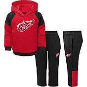 NHL Toddler Detroit Red Wings Dasher Fleece Set