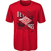 NHL Youth Detroit Red Wings Underneath Red Performance T-Shirt