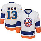 NHL Youth New York Islanders Mathew Barazal #13 Replica Away Jersey