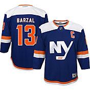 NHL Youth New York Islanders Mathew Barzal #13 Premier Alternate Jersey