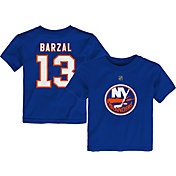 NHL Toddler New York Islanders Matthew Barazal #13  Player T-Shirt