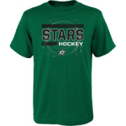 NHL Youth Dallas Stars The Zone Green T-Shirt