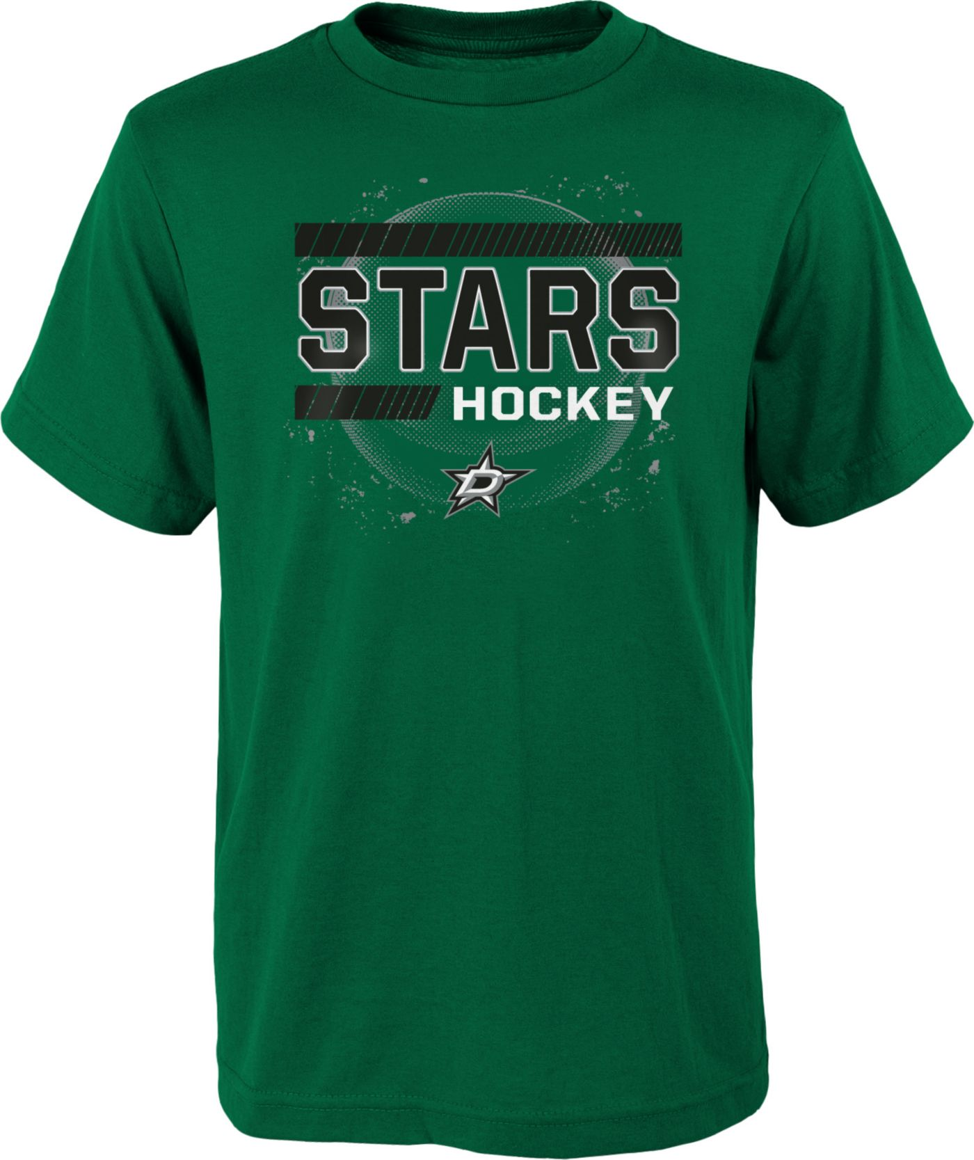 NHL Youth Dallas Stars The Zone Green T-Shirt