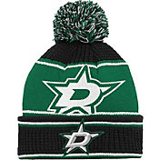NHL Youth Dallas Stars Grind Cuff Pom Knit Beanie