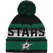 NHL Youth Dallas Stars Cuff Pom Knit Beanie