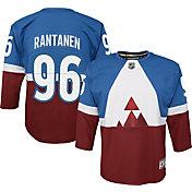 NHL Youth 2020 Stadium Series Colorado Avalanche Mikko Rantanen #96 Premier Jersey