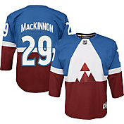 NHL Youth 2020 Stadium Series Colorado Avalanche Nathan MacKinnon #29 Premier Jersey