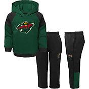 NHL Toddler Minnesota Wild Dasher Fleece Set