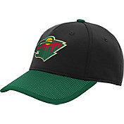NHL Youth Minnesota Wild Draft Flex Hat