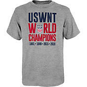 Outerstuff Youth 2019 FIFA Women's World Cup Champions USA Soccer World T-Shirt