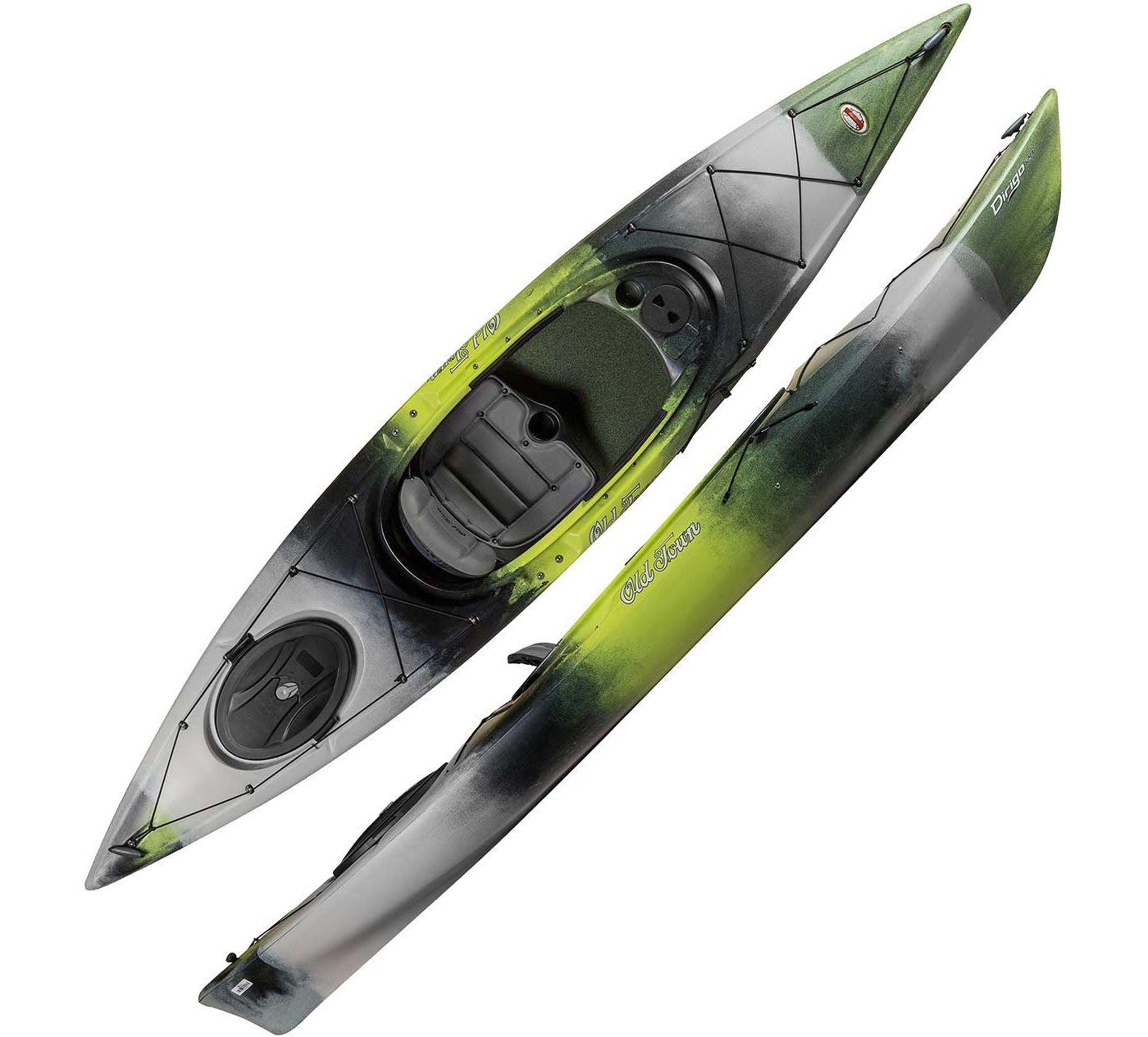Old Town Dirigo 120 Kayak