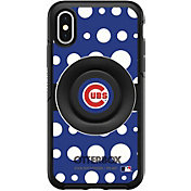 Otterbox Chicago Cubs Polka Dot iPhone Case with PopSocket