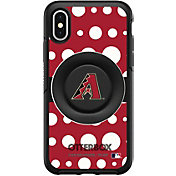 Otterbox Arizona Diamondbacks Polka Dot iPhone Case with PopSocket
