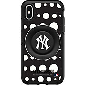 Otterbox New York Yankees Polka Dot iPhone Case with PopSocket
