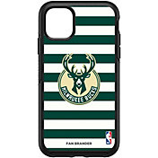 Otterbox Milwaukee Bucks Striped iPhone Case