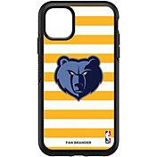 Otterbox Memphis Grizzlies Striped iPhone Case