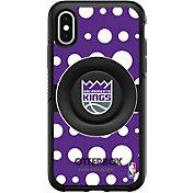 Otterbox Sacramento Kings Polka Dot iPhone Case with PopSocket