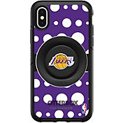 Otterbox Los Angeles Lakers Polka Dot iPhone Case with PopSocket