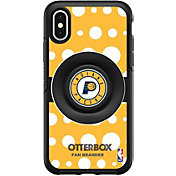 Otterbox Indiana Pacers Polka Dot iPhone Case with PopSocket