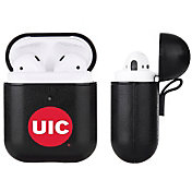 Fan Brander UIC Flames AirPod Case