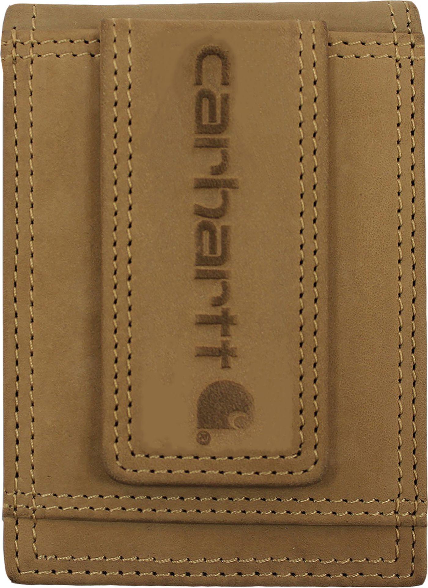 Carhartt Men's Two-Tone Front Pocket Wallet