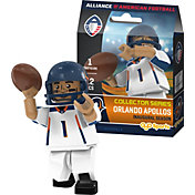 OYO Alliance of American Football Orlando Apollos Mini Figurine
