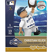 OYO Milwaukee Brewers Christian Yelich Mini Figurine