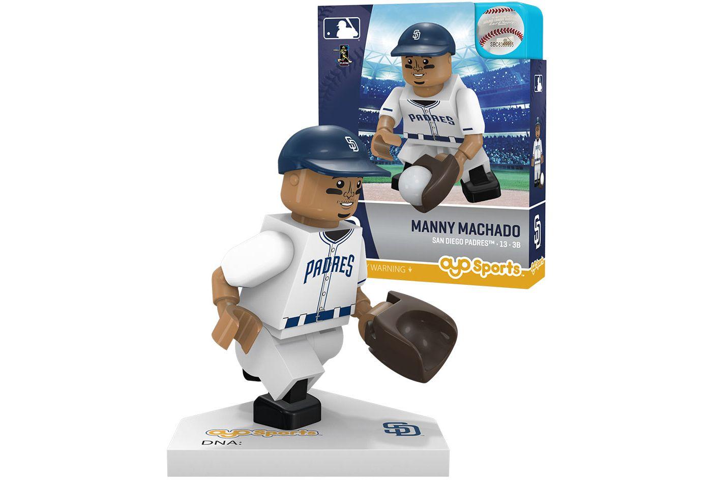 OYO San Diego Padres Manny Machado Mini Figurine