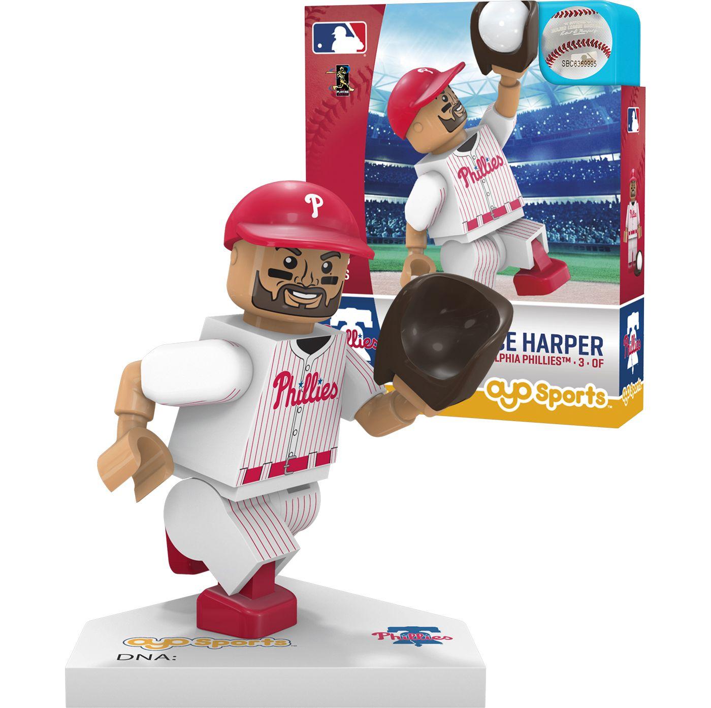 OYO Philadelphia Phillies Bryce Harper Mini Figurine
