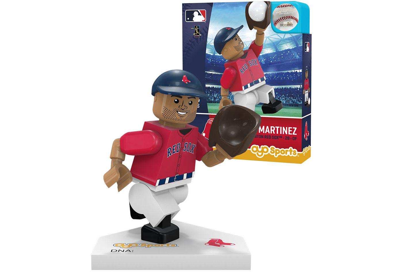 OYO Boston Red Sox J.D. Martinez Mini Figurine